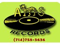 A M S Records - logo